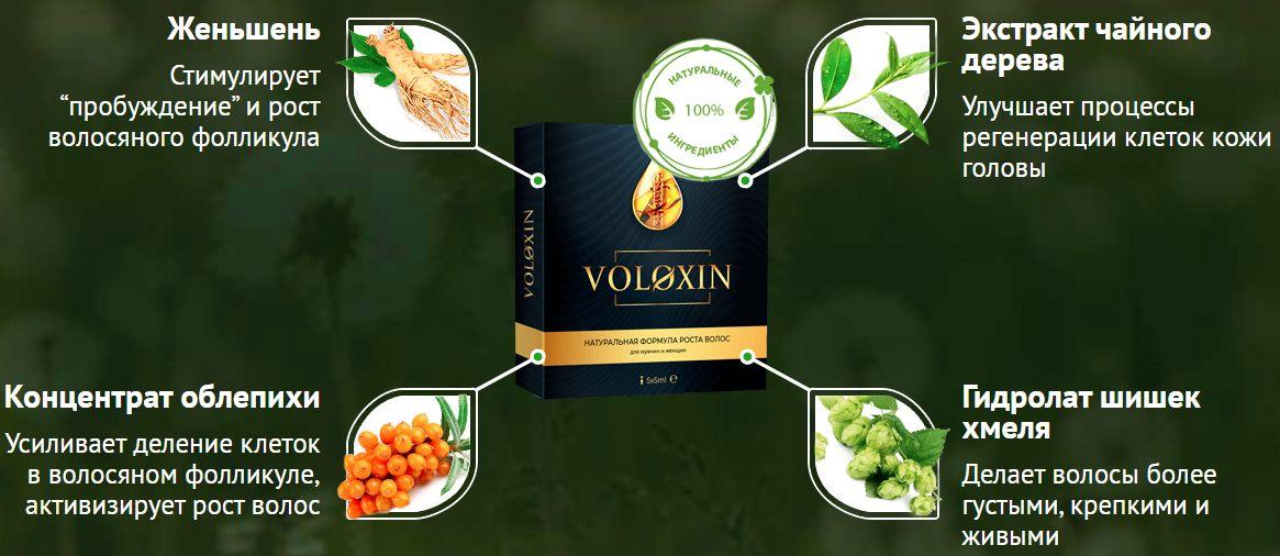 Состав Voloxin