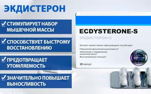 Что такое экдистерон