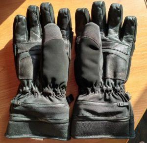 Перчатки с подогревом OEM: внешний вид