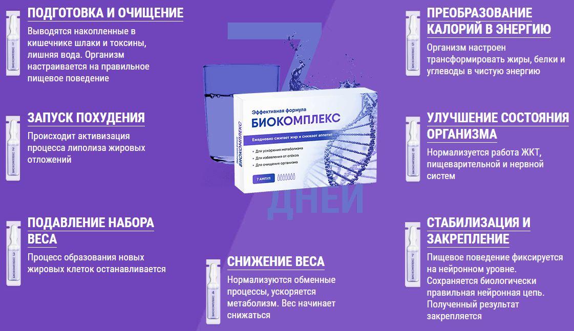 Как действует Биокомплекс
