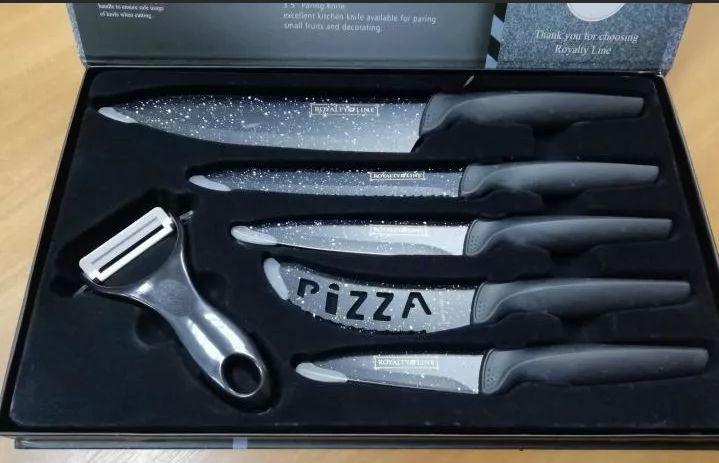 Комплект ножей Сила Гранита